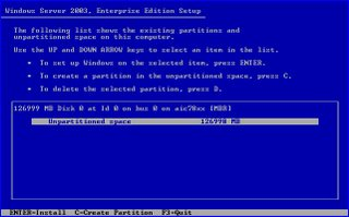 windowsserver2003installation4