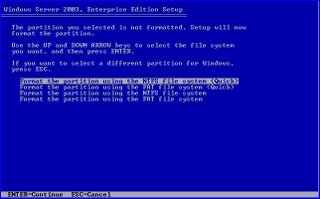 windowsserver2003installation8